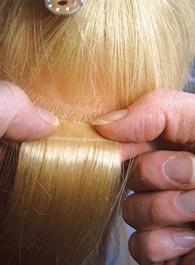 Flashpoints hair to go 4cm width x 1cm hair to go is made with a lovely natural looking taper to make blending styling and wearing a breeze pmusecretfo Gallery